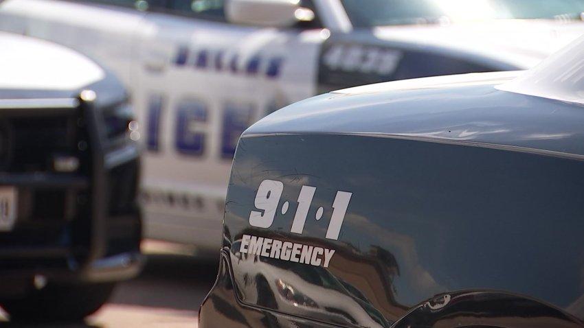 Dallas Police Cruisers