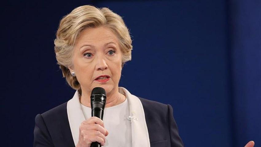 Hillary clinton disculpas de trump