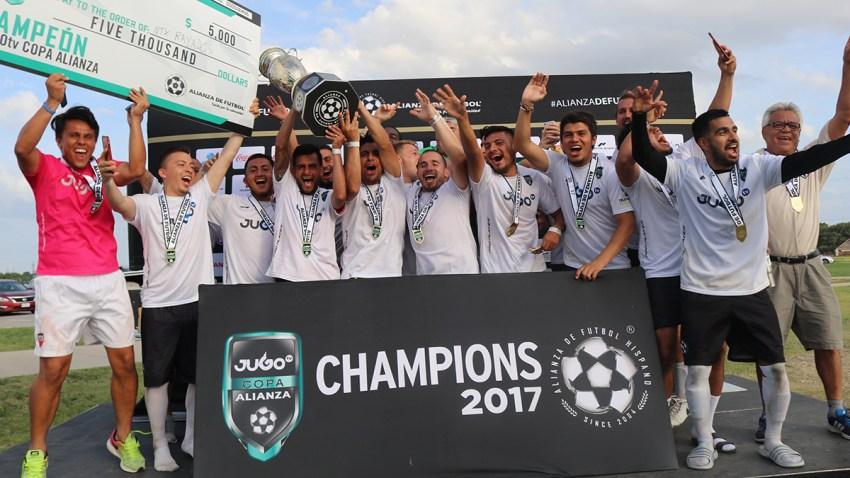 JUGOtv Copa Alianza