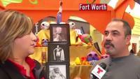 Jorge nos Echa el Cuento desde La Gran Plaza en Fort Worth