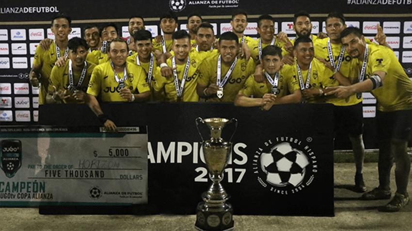 Jugo Copa HOU