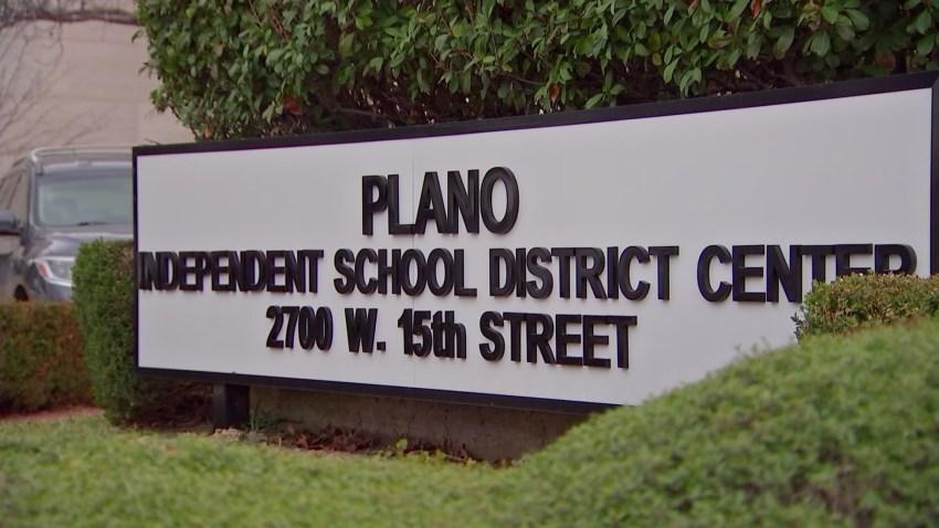 Plano ISD sign 020619