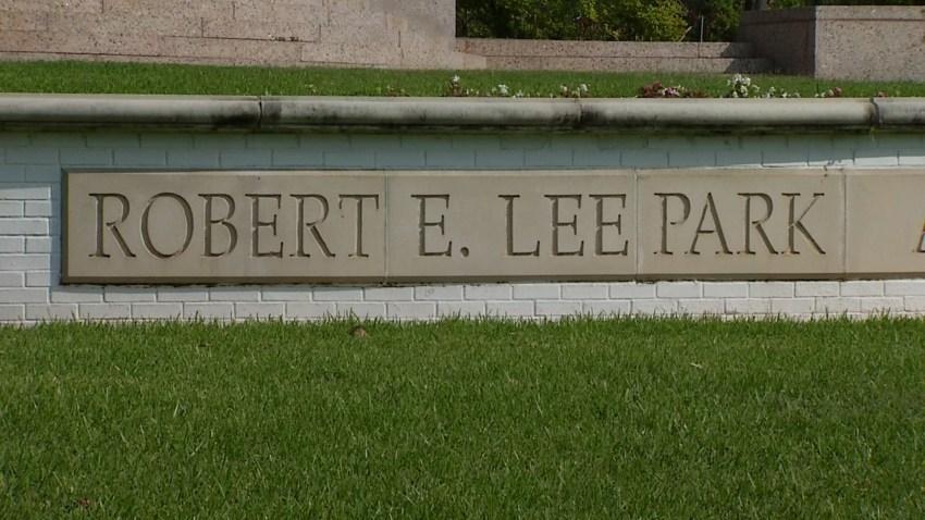 Robert E. Lee Park in Dallas Officially Renamed