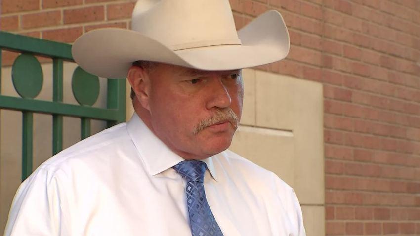 Tarrant County Sheriff Bill Waybourn