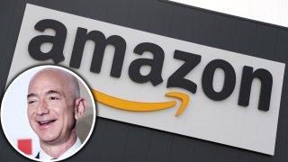 Jeff Bezos, dueño de Amazon.