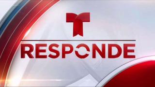 Logo de Telemundo Responde
