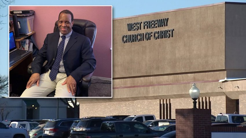 Tony Wallace, one of the two people shot and killed Sunday, Dec. 29, 2019 at West Freeway Church of Christ in White Settlement, Texas.