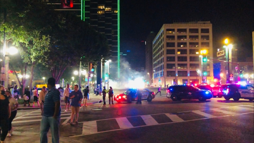 [UGCDFW-CJ] Downtown Dallas saturday night
