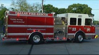 dfr fire truck firetruck generic
