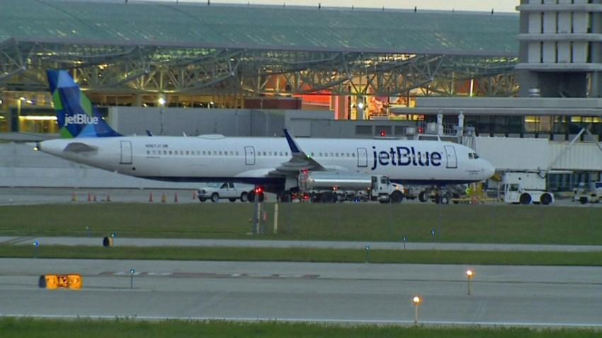 jetblue flight-0531