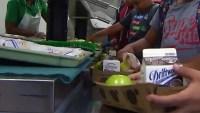 Nuevo horario de entrega de comida para estudiantes de Fort Worth ISD