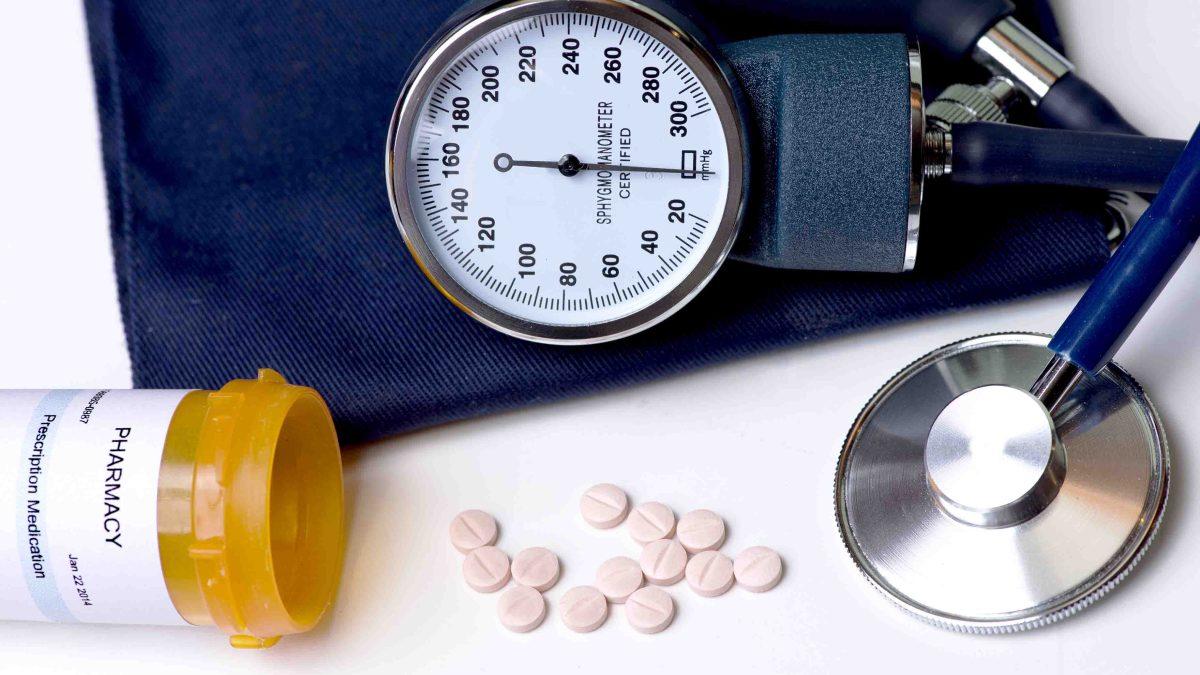 Estado de la presión arterial en la india