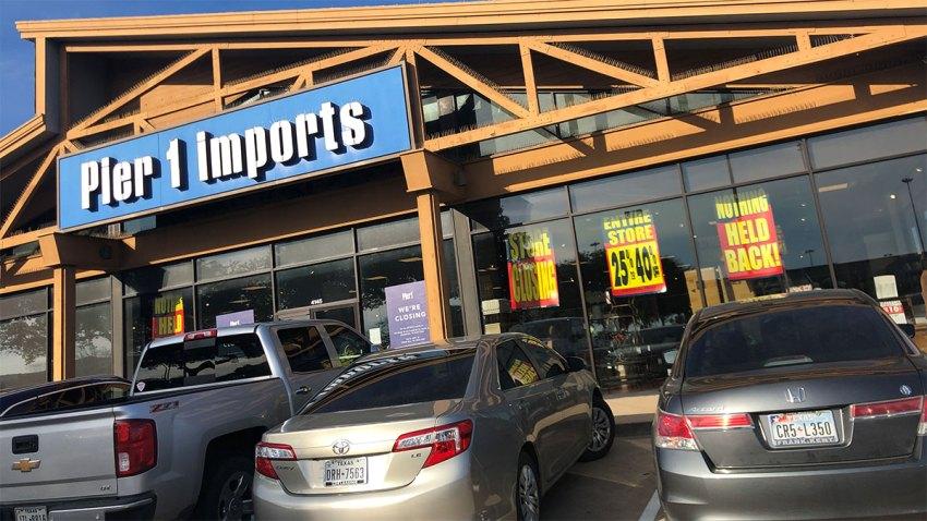Pier 1 Storefront