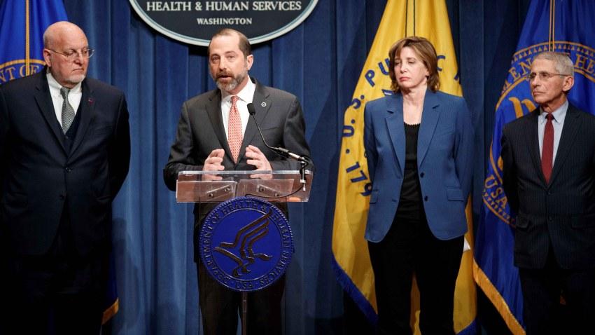 Autoridades de salud de EEUU