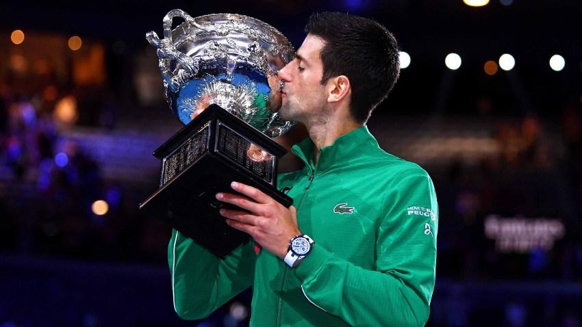 Djokovic gana el Australian Open