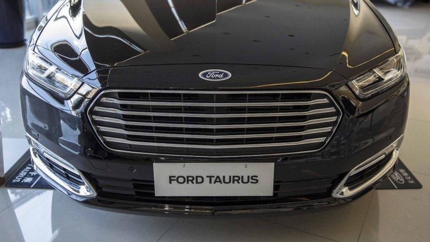 Automoviles ford