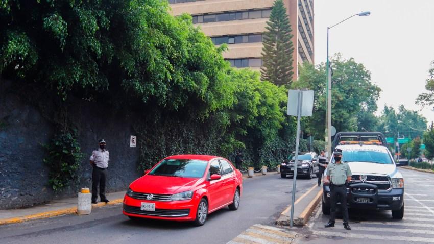 Vigilan hospital donde permanece exdirector de Pemex