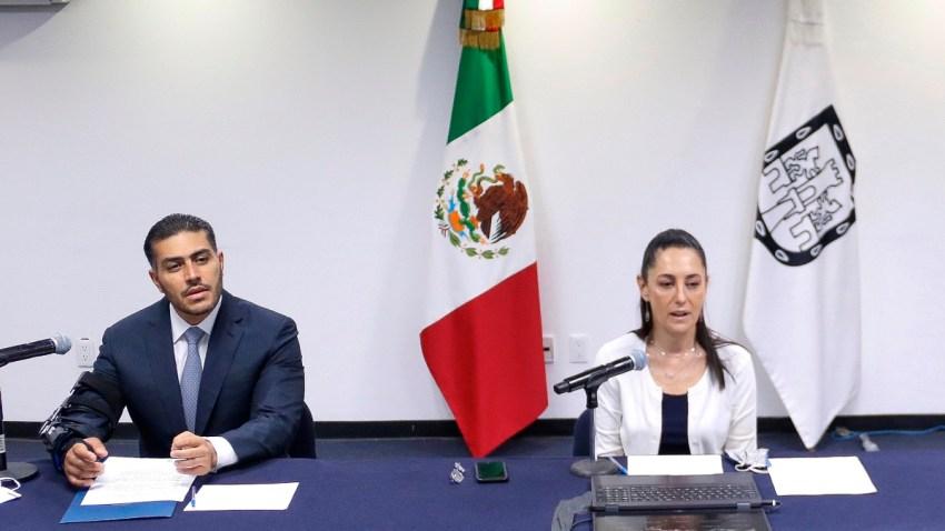 Funcionarios de Ciudad de México