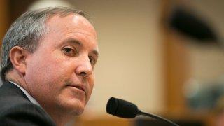 Ken Paxton, Procurador de Texas