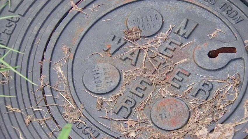 dallas manhole cover
