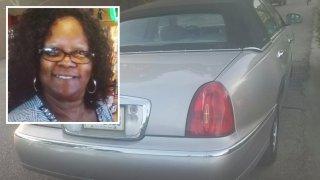 Carolyn Riggins, 69, vanished after she won a jackpot at a Watauga bingo hall on July 11.