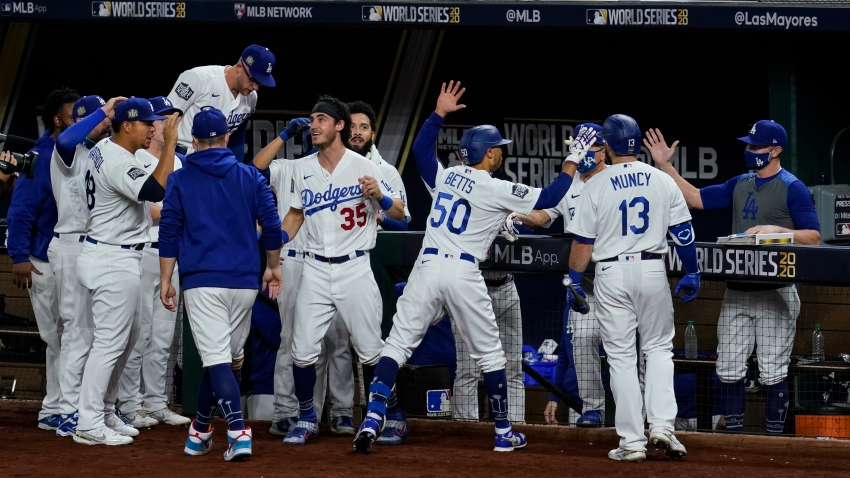 2020 World Series Game 6: Los Angeles Dodgers v. Tampa Bay Rays