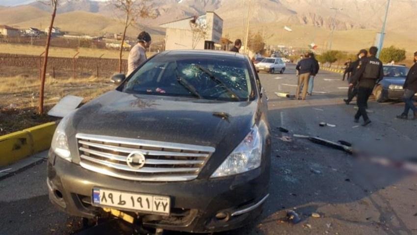 El supuesto ataque fue efectuado en la zona de Absard, en la provincia de Teherán, por un número indeterminado de hombres armados, que abrieron fuego contra el vehículo del científico y llevaron a cabo al menos una explosión.