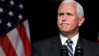Former Vice President Pence Gets Pacemaker Implanted, Expects Full Recovery