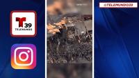 Contigo primero: Incendio destruye múltiples apartamentos en Dallas