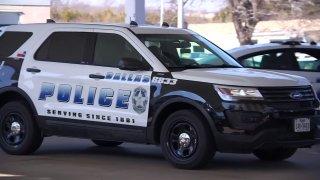 Dallas Police Squad Car