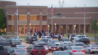 Classes resumed Tuesday morning at Timberview High School nearly one week after a fight led to a shooting inside the school.