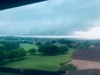 [UGCDFW-CJ-weather]Eagle mountain wall cloud
