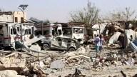 Horror: ataque suicida talibán en hospital deja muertos