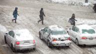El frío extremo bate récords y causa estragos