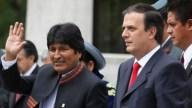 Evo Morales deja Bolivia; promete volver más fuerte