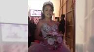 Rubí celebra fiesta de 15 Años por adelantado
