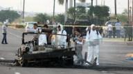 Hay detenidos por emboscada a convoy militar