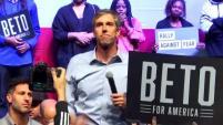 El precandidato Beto O'Rourke convocó a miles de simpatizantes en el Teatro Grand Prairie, donde se habló de la unión y el rechazo al odio....