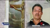 Leonardo Vázquez Bárcenas murió cuando cuatro hombres asaltaban a su hermano. Le dispararon frente a su casa.