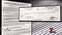 La policía de Fort Worth alerta sobre una estafa por correspondencia. En la denuncia que recibieron, la víctima recibió una carta que le...