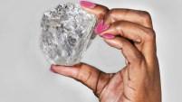 Una empresa minera asegura que halló la piedra preciosa en Botswana y que tiene 1,111 quilates.