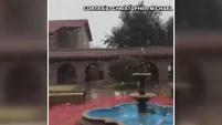 Aunque no es algo inusual, meteorólogos explican que tampoco es algo que regularmente se registra en la zona. Este video fue compartido por uno de nuestros...