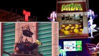 Mira aquí los momentos de angustia de una mujer en la popular calle Freemont, de Las Vegas.