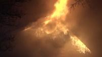 Una pareja de empleados federales perdieron su casa en un incendio en Irving. Afortunadamente no sufrieron heridas, pero el panorama no es alentador.