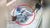 La policía metropolitana de Las Vegas localizó el vehículo en el que los ladrones huyeron pero siguen buscando por los sospechosos y los...
