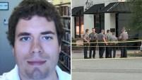Las autoridades revelaron detalles sobre el tiroteo en restaurante que dejó cuatro heridos y al agresor muerto.