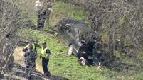 Un joven de 17 años falleció en un accidente automovilístico en el condado Johnson.