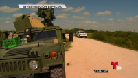 Una investigación hecha por nuestra cadena hermana NBC5 deja de manifiesto aparente falta de coordinación entre la Guardia Nacional y la Patrulla Fronteriza.