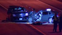 Un agente de la ciudad de Fort Worth fue arrestado tras haber estado involucrado en un accidente automovilístico en la ciudad de Hurst.