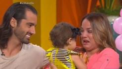 Adamari recibe primer regalo de madres de Alaïa